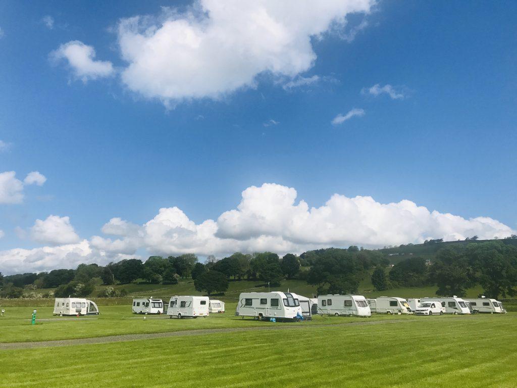 caravan camping barnard castle