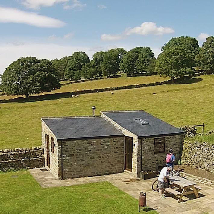 SHEPHERDS CAMPING POD TEESDALE