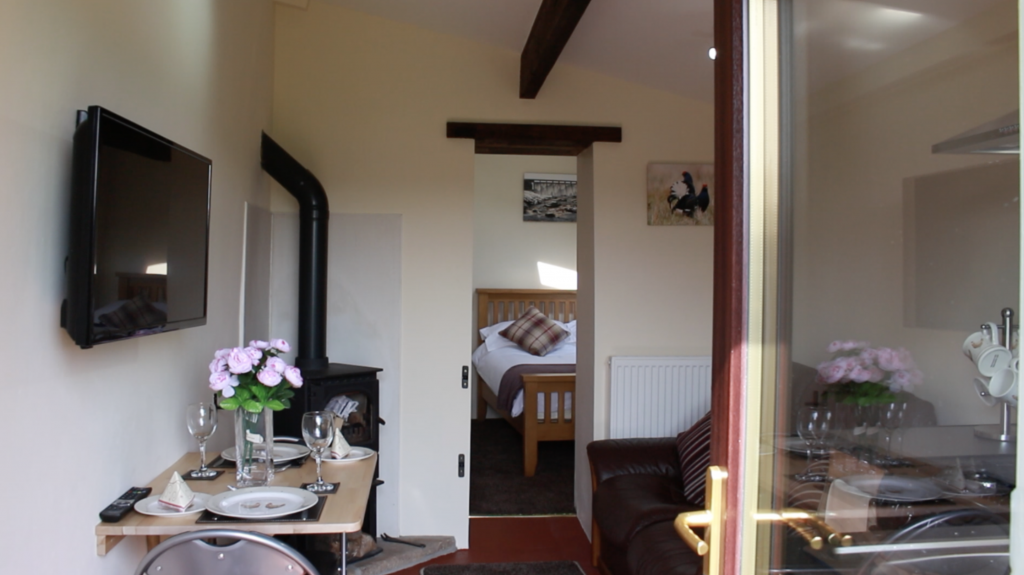 SELF CATERING COTTAGE TEESDALE